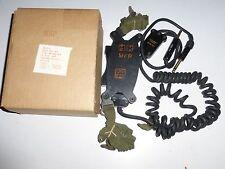 PROMO: Plastron TD4 NOS NIB USA modèle WWII refabrication US guerre de Corée