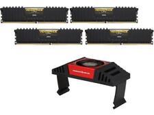 Corsair Vengeance Memory Desktop LPX 64GB 4x16GB DDR4 3200MHz C16 + AIRFLOW FAN