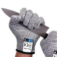 Kitchen Cuts Gloves for Meat Cutting and Cut Resistant Gloves For Wood Carving