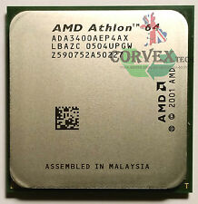 AMD ATHLON 64 3400 + 2,4 GHz / 754 / Newcastle / L2 512 KB / 89W / ada3400aep4ax