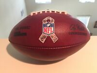 NFL Game Issue Football NEW Armed Forces Day 11-13-16 Pittsburgh Steelers Wilson
