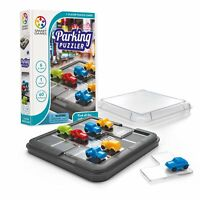 Smart Games Parking Puzzler Logic Educational Travel Game Toy Kids Brain Teaser