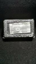 TRAPPING WAX 1 POUND BLOCK BLACK ODORLESS TRAP COYOTE TRAP