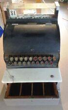 AM124 Antique NCR National Cash Register Model 722