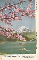 Lake Kawaguchi - JAPAN - Mount Fuji, Cherry Blossoms