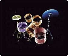 Drums Music 4 Pattern Mouse Pad Mouse Mat New