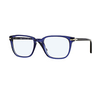 c09a0afdbf Authentic Persol PO3117V 1015 Blue Eyeglasses