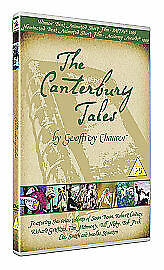Canterbury Tales (DVD, 2005) The Canterbury Tales - Brand New Sealed