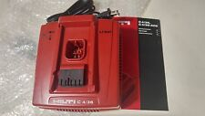 Hilti charger C 4/36 ,115-120V. BRAND NEW