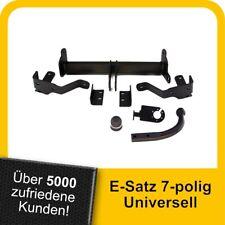 Anhängerkupplung abnehmbar Für Opel Antara ab06 universell 13-pol E-Satz