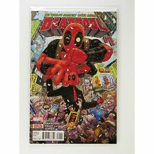 Deadpool - #1,1C,2,2C - 4th Series 2015 - NM - Lot Of 4 Books
