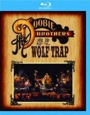 THE DOOBIE BROTHERS - LIVE AT WOLF TRAP  BLU-RAY CLASSIC ROCK & POP NEU