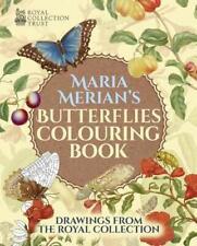 Maria Merian's Papillons Coloriage Livre (Coloriage Livres) Par Merian, Neuf