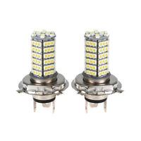 2X Car H4 120 LED 3528 SMD Xenon Blanche Ampoule Brouillard Phare LAMPE 12V H4P1