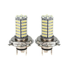 2X Car H4 120 LED 3528 SMD Xenon Blanche Ampoule Brouillard Phare LAMPE 12V H4P1