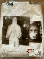 3m 4515 Hooded Protective Coverall Suit 4xl Type 56