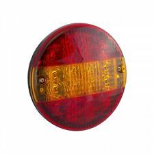 LED Autolamps HB140STIM Slimline Hamburger Stop,Tail And Indicator Lamp 12-24V