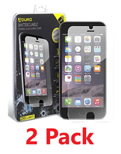Paquete De Dos (2) Vidrio Templado Protector De Pantalla Iphone 6/6S/7/8/7 (Plus)