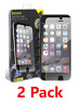 Two (2) Pack Tempered Glass Screen Protector iPhone 6 / 6S / 7 / 8 / 7 (Plus)