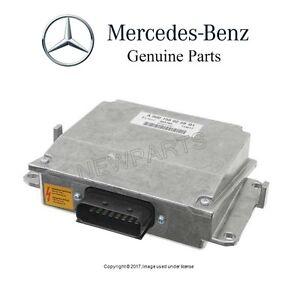 For Mercedes C216 W220 W221 R230 Ignition Voltage Transformer Intake Manifold