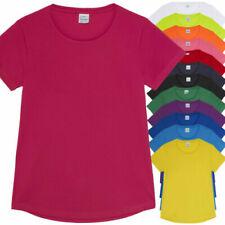 T-shirt, maglie e camicie da donna basic in poliestere