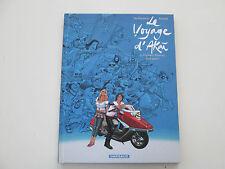 LE VOYAGE D'AKAI T2 EO2010 TBE/TTBE PLEUREZ PLEUREZ MES YEUX EDITION ORIGINALE