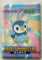 Piplup Pokemon Card Game waterproof 2006 Very Rare Bandai Made In Japan F/S