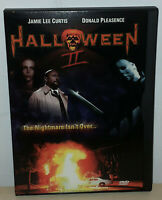HALLOWEEN II - SNAP - ENGLISH - DVD