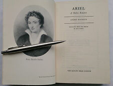 ANDRE MAUROIS.ARIEL A SHELLEY ROMANCE.H/B 1953,TRANS ELLA D'ARCY