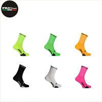 1 PAIO CALZE CALZINI CICLISMO BEETEXWORK CYCLING SOCKS ONE SIZE MADE IN ITALY