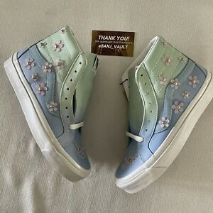 SOLD OUT Sandy Liang Vans X Spongebob SK8-Hi 38 DX Sneaker Women's 8.5