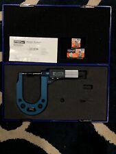 "Fowler Extended Range Electronic Disc Brake Rotor Micrometer 0.3"" to 1.7"" Range"