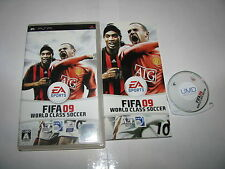 FIFA 09 World Class Soccer Sony Playstation Portable PSP Japan import
