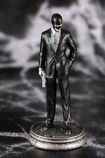 Eaglemoss DC Batman Chess Set Issue #25 BLACK MASK - Black Pawn - no magazine