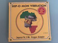 Hip-O Mon Vibration. The World's Best Reggae! CD.