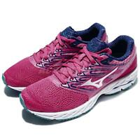 Mizuno Wave Shadow Pink White Women Running Shoes Trainers Sneakers J1GD17-3003