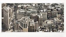 Memoboard Magnettafel Pinnwand 37cm x 78cm Motiv New York