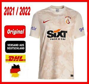 NEU 2021 / 2022 Original Galatasaray Istanbul Trikot NIKE Alternatif Forma Türk