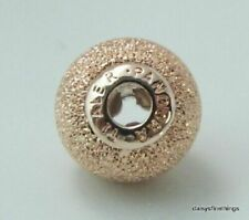 Authentic PANDORA Essence Happiness Rose Gold Charm, 786202, New ALE