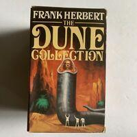 Frank Herbert The Dune Collection Berkley Paperback Box Set 4