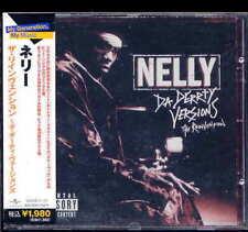 Nelly Reinvention +1 Da Derrty Japan CD w/obi UICY-6324