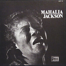 MAHALIA JACKSON FR Press jazz Selection COF. 13 A/B/C 3 LP Set
