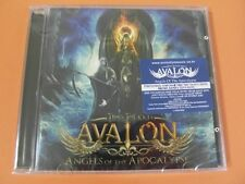 TIMO TOLKKI'S AVALON - Angels Of The Apocalypse CD  (Sealed) $2.99 Ship