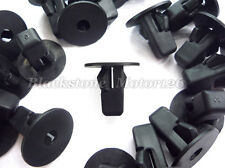 100 Screw Grommet Moulding Clip #14 Size Nylon Nut A14267 For Toyota 90189-06013