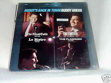 Buddy Greco Buddy's Back in Town! Epic Sealed LP