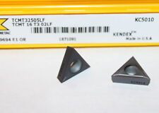 TCMT 32505LF 32.50 5 KC5010 KENNAMETAL *** 10 INSERTS *** FACTORY PACK ***