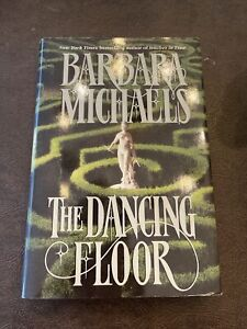 The Dancing Floor by Barbara Michaels (1997, Hardcover) 1st/1st
