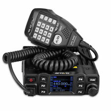 Mobile Ham Radio Retevis RT95 Amateur Radio Transceiver Dual Band 200CH 25/15/5W