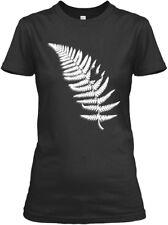 New Zealand Silver Fern 8 Gildan Women's Tee T-Shirt