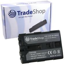 Dste ® 2Pcs Np-Fm50 Recargable Li-Ion Batería y Cargador Dc01U Para Sony Np-Fm30